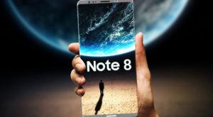Samsung Galaxy Note 8: Nici o zi fără un nou zvon
