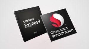 Samsung Galaxy S9 ar putea beneficia de procesoare revoluționare