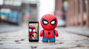 Sphero Spider-Man este o jucărie futuristă cu abilități de povestitor
