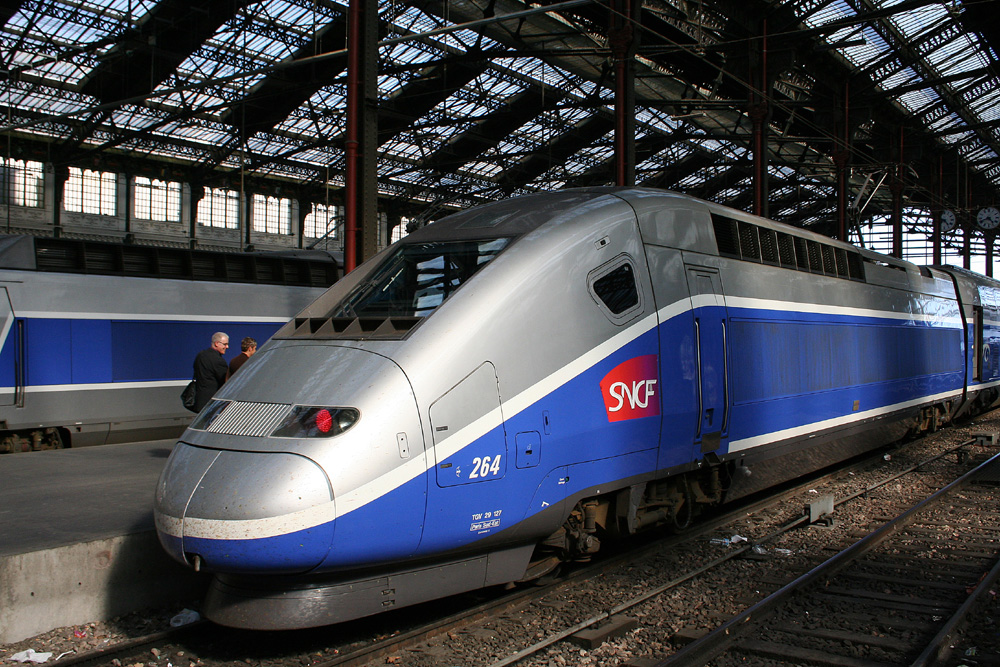 trenurile ultra rapide