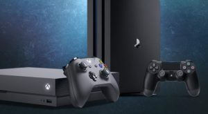 Xbox One X versus PlayStation 4 Pro – care consolă next-gen este mai rapidă