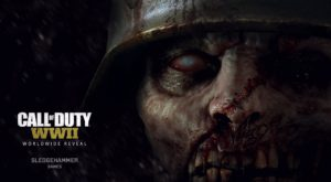 Trailerul Call of Duty WW2 Nazi Zombies îți bagă frica în oase