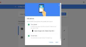 Google vrea să renunțe la autentificarea în doi pași prin SMS