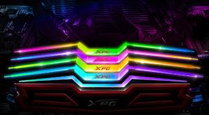 Adata a lansat un nou model de memorie RAM cu iluminare RGB