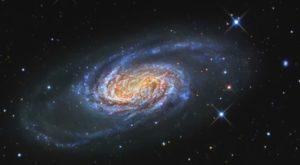O galaxie ascunsă a fost descoperită chiar lângă Calea Lactee [FOTO]