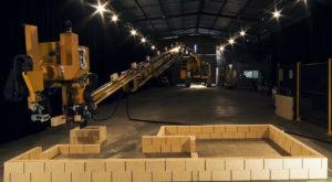 Hadrian este robotul care îți construiește o casă în două zile