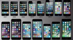 Câte iPhone-uri s-au vândut în cei 10 ani de existență a telefoanelor