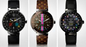 Louis Vuitton a lansat un smartwatch cu Android Wear: Cât costă