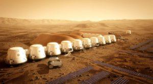 NASA vrea să construiască reactoare nucleare pe Marte