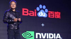 NVIDIA și Baidu au semnat cel mai important parteneriat de inteligență artificială