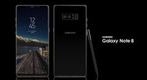 Galaxy Note 8 are o dată oficială de lansare confirmată de Samsung