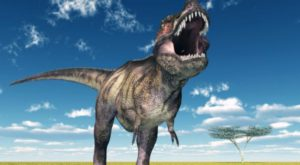 Știința contrazice Jurassic Park și îți arată că T-Rex era un dinozaur greoi și leneș