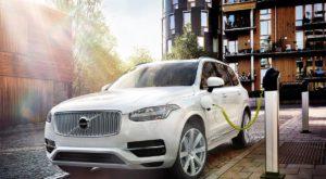 Volvo promite să producă doar mașini hibride și electrice din 2019