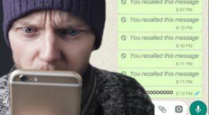 WhatsApp te va lăsa să-ți ștergi mesajele pe care le-ai trimis deja
