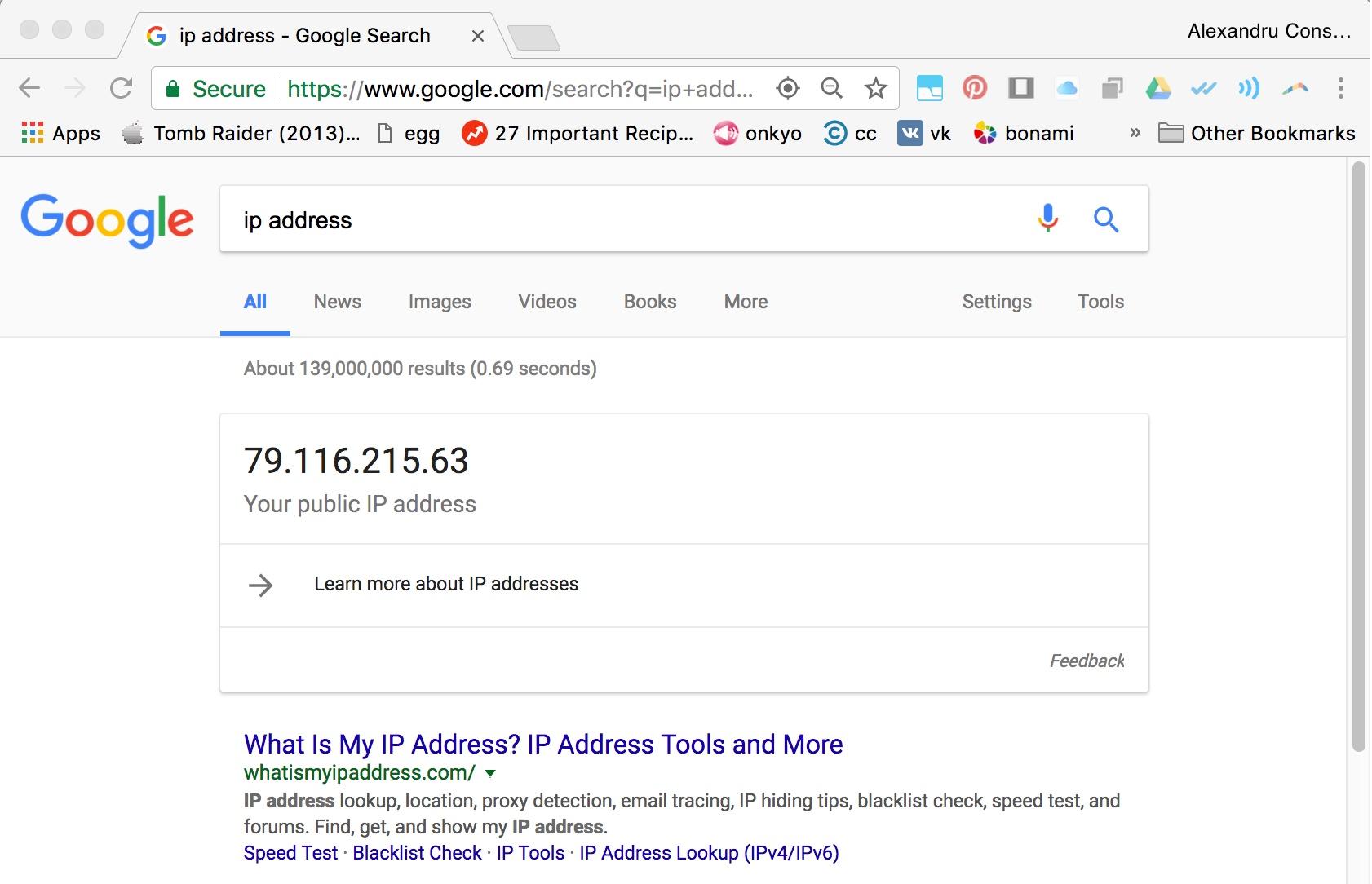 7 adresa ip cum cauti pe Google