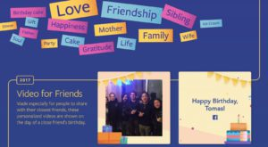Facebook vrea să-ți transforme aniversările în momente memorabile