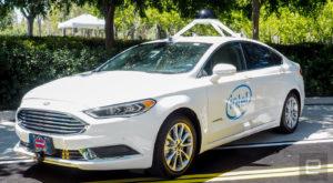 Frica de mașini autonome este reală, iar Intel vrea să o vindece