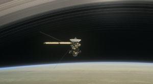 NASA va distruge sonda care a arătat că viața ar fi posibilă pe luna planetei Saturn