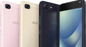 Telefoanele din gama ASUS ZenFone 4 au fost dezvăluite și sunt promițătoare