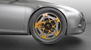 Continental vrea să reinventeze roata și sistemul de frânare pentru mașini electrice