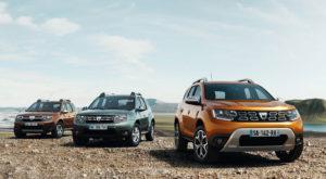 Dacia Duster 2018: Cum arată a doua generație a SUV-ului românesc