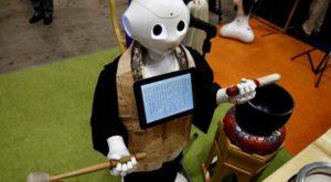 A apărut primul robot care poate oficia înmormântări