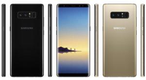 Samsung Galaxy Note 8 ia ce e mai bun de la S8 și de la Note 7