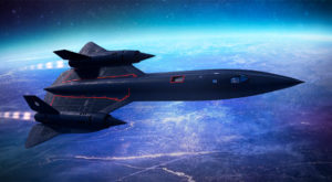 Cel mai rapid avion din lume, SR-71, apare în noi clipuri publicate de NASA [VIDEO]