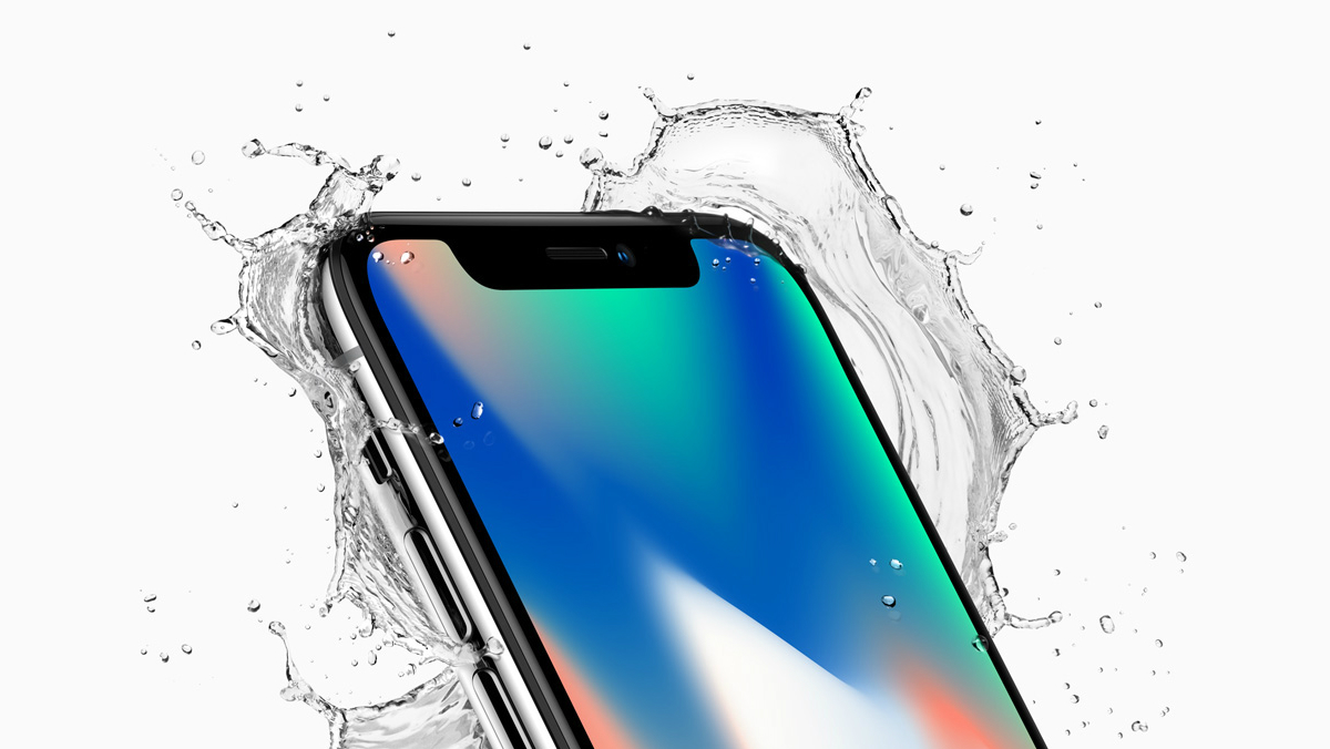 Apple iPhone X (5)
