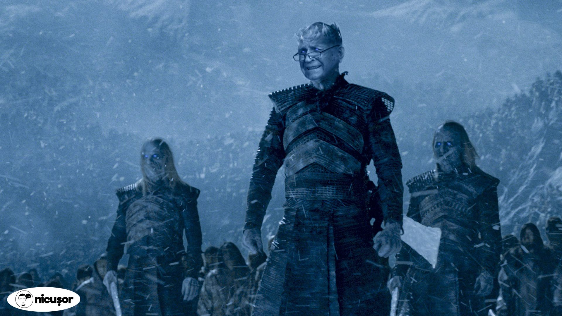 Game of Thrones Ion Iliescu