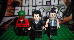 Acest video îți arată lumea GTA, dacă ar avea doar personaje LEGO