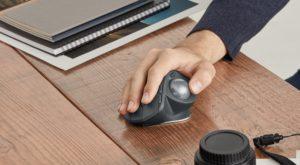 Cel mai nou mouse Logitech reinventează un concept de acum 10 ani