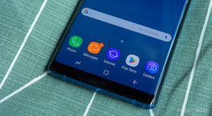 Samsung Galaxy Note 8 ajunge în rând cu lumea: primește Android Oreo