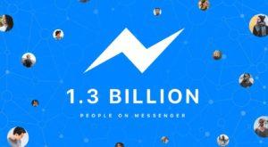 Facebook Messenger, peste WhatsApp: câte miliarde de utilizatori are