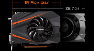 Cel mai mic GeForce GTX 1080 face minuni într-un miniPC