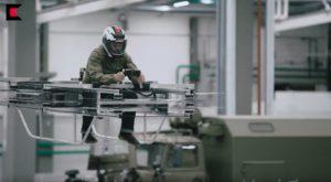 Kalashnikov a dezvăluit prototipul unei motociclete zburătoare [VIDEO]