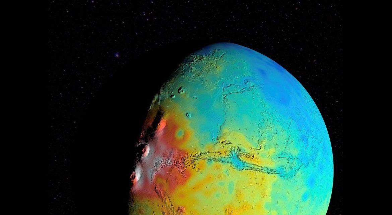 Ultima descoperire despre Marte ar arăta cum s-a format planeta roșie