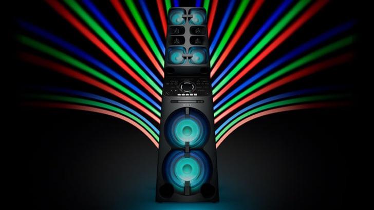 sony MHC-V90W