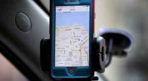 Compania din spatele Google ar putea investi în cel mai mare rival Uber