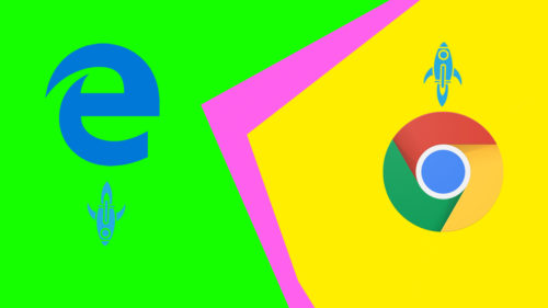 Un angajat Microsoft a instalat Chrome, din cauza eșecurilor Edge