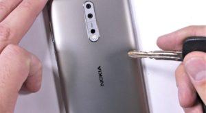 Nokia 8 trece printr-un test de rezistență care te-ar putea convinge să-l cumperi
