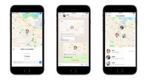 WhatsApp te lasă să-ți partajezi locația în timp real