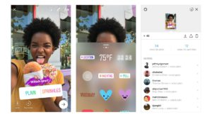 Actualizarea de la Instagram Stories îți invită prietenii la sondaje