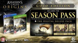 Assassin's Creed Origins, în varianta scumpă, vine cu beneficii importante