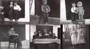 Fantomele moldovenilor: fotografii crezute pierdute sunt acum transformate în istorie
