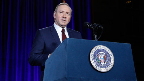 Netflix renunță la House of Cards din cauza lui Kevin Spacey