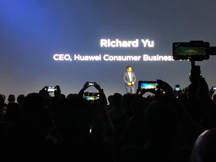 huawei mate 10 richard yu