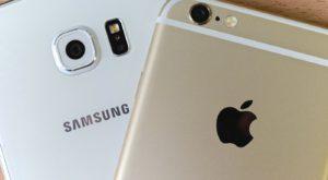 Cât câștigă Samsung de pe urma fiecărui iPhone X produs de Apple