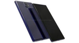 Noile imagini cu Nokia 9 prezintă un telefon extrem de atrăgător
