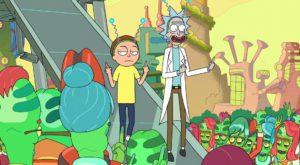 """VIDEO """"Rick and Morty"""" revin în toamnă cu sezonul 4"""